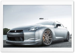 ADV.1 GTR HD Wide Wallpaper for Widescreen
