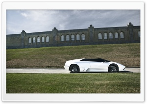 ADV.1 Lamborghini LP640 Roadster HD Wide Wallpaper for Widescreen