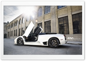 ADV.1 Lamborghini LP640 Roadster 2 HD Wide Wallpaper for Widescreen