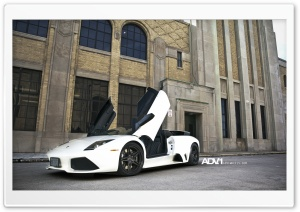 ADV.1 Lamborghini LP640 Roadster 3 HD Wide Wallpaper for Widescreen