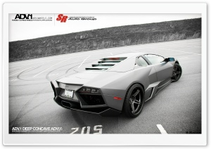 ADV.1 Lamborghini Reventon HD Wide Wallpaper for Widescreen