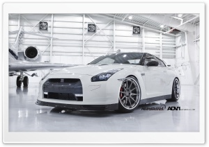 ADV.1 Nissan GTR R35 1 HD Wide Wallpaper for Widescreen