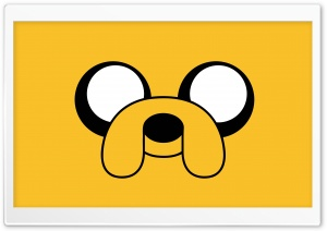 Adventure Time - Jake HD Wide Wallpaper for Widescreen