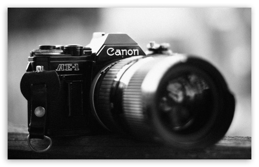 AE-1 Canon Camera HD wallpaper for Wide 16 10 5 3 Widescreen WHXGA    Canon Hd Camera 1080p