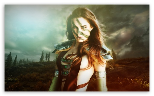 Download Aela The Huntress