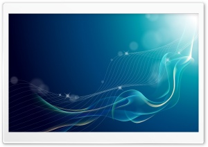 Aero Blue 8 HD Wide Wallpaper for Widescreen