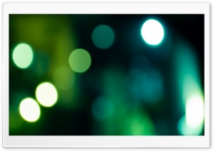 Aero Dark Green Lights HD Wide Wallpaper for Widescreen