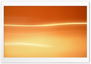 Aero Orange 1 HD Wide Wallpaper for Widescreen