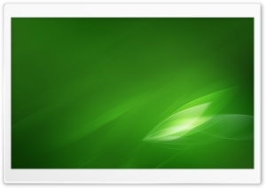 Aero Stream Green HD Wide Wallpaper for Widescreen