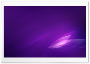 Aero Stream Purple HD Wide Wallpaper for Widescreen