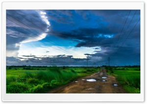 After The Storm HD Wide Wallpaper for Widescreen