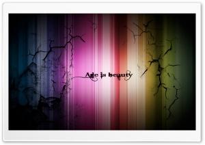 Age is Beauty HD Wide Wallpaper for 4K UHD Widescreen desktop & smartphone