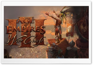 Age Of Empires The Warchiefs HD Wide Wallpaper for Widescreen