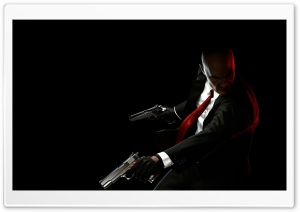 Agent 47 HD Wide Wallpaper for Widescreen