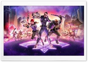 Agents of Mayhem HD Wide Wallpaper for Widescreen