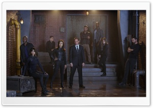 Agents Of S.H.I.E.L.D HD Wide Wallpaper for 4K UHD Widescreen desktop & smartphone