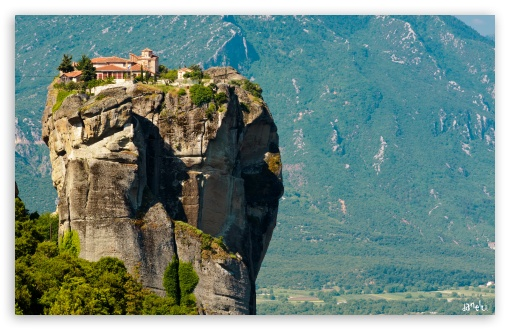 Agia Triada Monastery, Meteora, Greece ❤ 4K UHD Wallpaper for Wide 16:10 5:3 Widescreen WHXGA WQXGA WUXGA WXGA WGA ; 4K UHD 16:9 Ultra High Definition 2160p 1440p 1080p 900p 720p ; UHD 16:9 2160p 1440p 1080p 900p 720p ; Standard 3:2 Fullscreen DVGA HVGA HQVGA ( Apple PowerBook G4 iPhone 4 3G 3GS iPod Touch ) ; Mobile 5:3 3:2 16:9 - WGA DVGA HVGA HQVGA ( Apple PowerBook G4 iPhone 4 3G 3GS iPod Touch ) 2160p 1440p 1080p 900p 720p ;