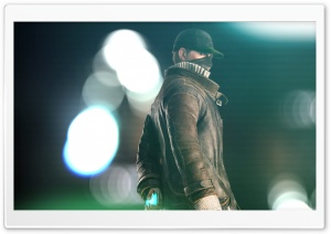 Aiden Pearce Enhanced HD Wide Wallpaper for 4K UHD Widescreen desktop & smartphone