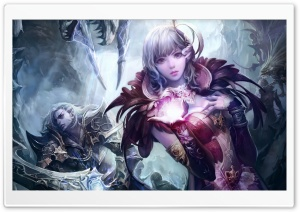 Aion HD Wide Wallpaper for Widescreen