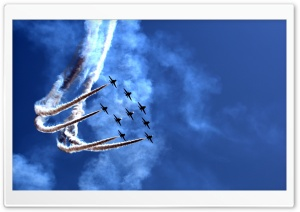 Air Parade Ultra HD Wallpaper for 4K UHD Widescreen desktop, tablet & smartphone