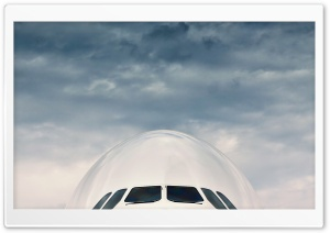 Airliner HD Wide Wallpaper for Widescreen
