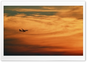 Airplane HD Wide Wallpaper for 4K UHD Widescreen desktop & smartphone
