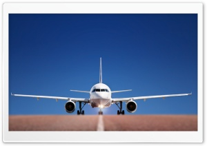 Airplane HD Wide Wallpaper for Widescreen