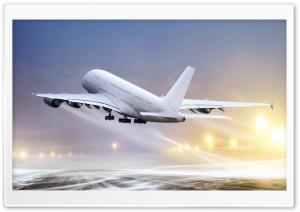 Airplane Ultra HD Wallpaper for 4K UHD Widescreen desktop, tablet & smartphone