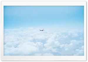 Airplane Flight Ultra HD Wallpaper for 4K UHD Widescreen desktop, tablet & smartphone