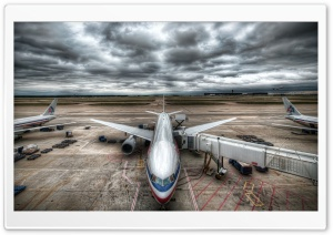 Airport HD Wide Wallpaper for Widescreen