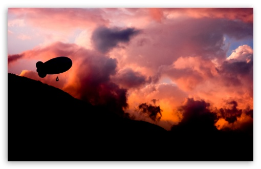Airship At Sunset ❤ 4K UHD Wallpaper for Wide 16:10 5:3 Widescreen WHXGA WQXGA WUXGA WXGA WGA ; 4K UHD 16:9 Ultra High Definition 2160p 1440p 1080p 900p 720p ; Standard 4:3 5:4 3:2 Fullscreen UXGA XGA SVGA QSXGA SXGA DVGA HVGA HQVGA ( Apple PowerBook G4 iPhone 4 3G 3GS iPod Touch ) ; Tablet 1:1 ; iPad 1/2/Mini ; Mobile 4:3 5:3 3:2 16:9 5:4 - UXGA XGA SVGA WGA DVGA HVGA HQVGA ( Apple PowerBook G4 iPhone 4 3G 3GS iPod Touch ) 2160p 1440p 1080p 900p 720p QSXGA SXGA ; Dual 5:4 QSXGA SXGA ;