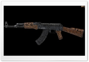 AK 47 - Sumukh HD Wide Wallpaper for Widescreen