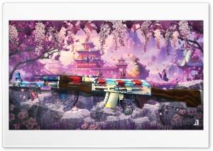 AK-47 Case Hardened Ultra HD Wallpaper for 4K UHD Widescreen desktop, tablet & smartphone