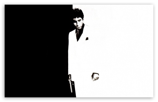 Al Pacino Scarface 03 HD wallpaper for Wide 16:10 5:3 Widescreen WHXGA WQXGA WUXGA WXGA WGA ; HD 16:9 High Definition WQHD QWXGA 1080p 900p 720p QHD nHD ; Standard 4:3 5:4 3:2 Fullscreen UXGA XGA SVGA QSXGA SXGA DVGA HVGA HQVGA devices ( Apple PowerBook G4 iPhone 4 3G 3GS iPod Touch ) ; Tablet 1:1 ; iPad 1/2/Mini ; Mobile 4:3 5:3 3:2 16:9 5:4 - UXGA XGA SVGA WGA DVGA HVGA HQVGA devices ( Apple PowerBook G4 iPhone 4 3G 3GS iPod Touch ) WQHD QWXGA 1080p 900p 720p QHD nHD QSXGA SXGA ;
