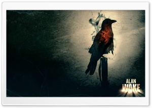 Alan Wake HD Wide Wallpaper for Widescreen