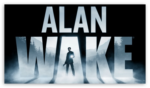 Alan Wake Game Cover HD wallpaper for HD 16:9 High Definition WQHD QWXGA 1080p 900p 720p QHD nHD ; Mobile 16:9 - WQHD QWXGA 1080p 900p 720p QHD nHD ;