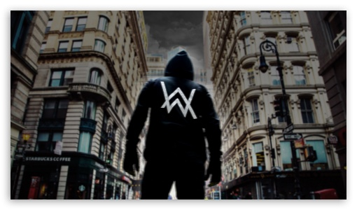 Alan Walker 4k Hd Desktop Wallpaper For 4k Ultra Hd Tv