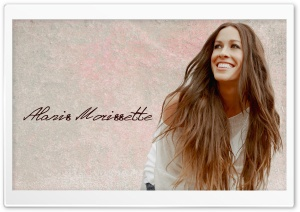 Alanis Morissette HD Wide Wallpaper for Widescreen