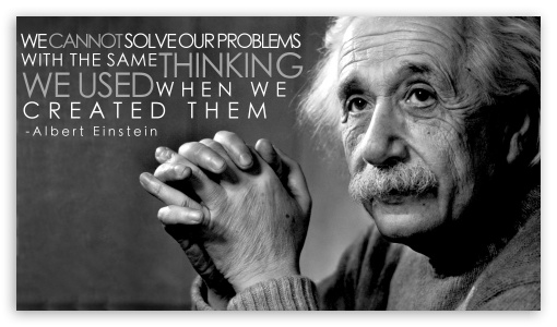 Download Albert Einstein HD Wallpaper