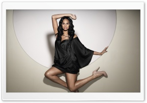 Alesha Dixon HD Wide Wallpaper for Widescreen