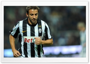 Alessandro Del Piero HD Wide Wallpaper for 4K UHD Widescreen desktop & smartphone