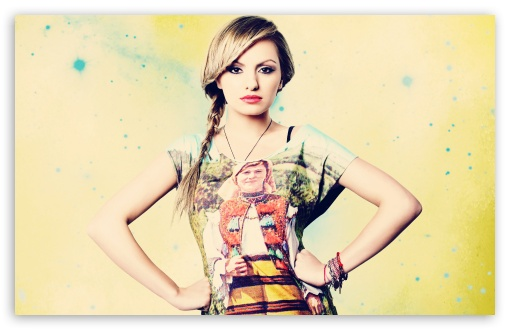 Alexandra Stan HD wallpaper for Wide 16:10 5:3 Widescreen WHXGA WQXGA WUXGA WXGA WGA ; Standard 4:3 5:4 3:2 Fullscreen UXGA XGA SVGA QSXGA SXGA DVGA HVGA HQVGA devices ( Apple PowerBook G4 iPhone 4 3G 3GS iPod Touch ) ; Tablet 1:1 ; iPad 1/2/Mini ; Mobile 4:3 5:3 3:2 5:4 - UXGA XGA SVGA WGA DVGA HVGA HQVGA devices ( Apple PowerBook G4 iPhone 4 3G 3GS iPod Touch ) QSXGA SXGA ;