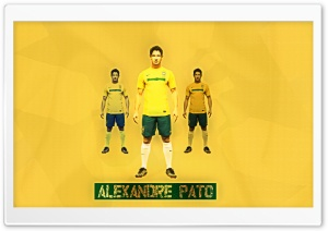 Alexandre Pato HD Wide Wallpaper for Widescreen