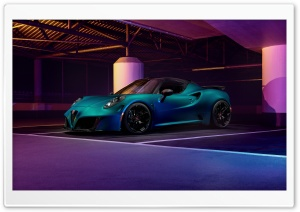 Alfa Romeo Ultra HD Wallpaper for 4K UHD Widescreen desktop, tablet & smartphone