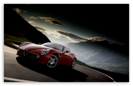 Alfa Romeo 8C Competizione HD wallpaper for Wide 16:10 5:3 Widescreen WHXGA WQXGA WUXGA WXGA WGA ; HD 16:9 High Definition WQHD QWXGA 1080p 900p 720p QHD nHD ; Standard 4:3 5:4 Fullscreen UXGA XGA SVGA QSXGA SXGA ; MS 3:2 DVGA HVGA HQVGA devices ( Apple PowerBook G4 iPhone 4 3G 3GS iPod Touch ) ; Mobile VGA WVGA iPhone iPad PSP Phone - VGA QVGA Smartphone ( PocketPC GPS iPod Zune BlackBerry HTC Samsung LG Nokia Eten Asus ) WVGA WQVGA Smartphone ( HTC Samsung Sony Ericsson LG Vertu MIO ) HVGA Smartphone ( Apple iPhone iPod BlackBerry HTC Samsung Nokia ) Sony PSP Zune HD Zen ; Tablet 1&2 ;