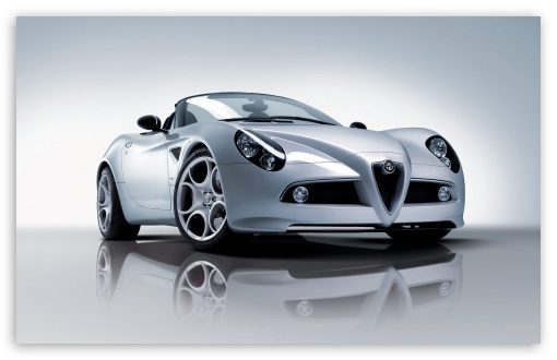 Alfa Romeo 8C Spider Car 3 HD wallpaper for Wide 16:10 5:3 Widescreen WHXGA WQXGA WUXGA WXGA WGA ; HD 16:9 High Definition WQHD QWXGA 1080p 900p 720p QHD nHD ; Standard 4:3 5:4 3:2 Fullscreen UXGA XGA SVGA QSXGA SXGA DVGA HVGA HQVGA devices ( Apple PowerBook G4 iPhone 4 3G 3GS iPod Touch ) ; iPad 1/2/Mini ; Mobile 4:3 5:3 3:2 16:9 5:4 - UXGA XGA SVGA WGA DVGA HVGA HQVGA devices ( Apple PowerBook G4 iPhone 4 3G 3GS iPod Touch ) WQHD QWXGA 1080p 900p 720p QHD nHD QSXGA SXGA ;