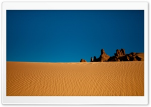 Algerian Desert Ultra HD Wallpaper for 4K UHD Widescreen desktop, tablet & smartphone