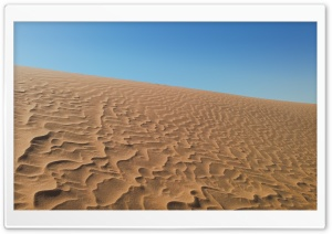ALGERIAN DESERT HD Wide Wallpaper for Widescreen