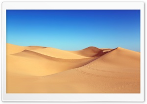 Algodones Dunes, California HD Wide Wallpaper for Widescreen