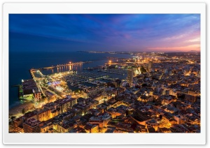 Alicante HD Wide Wallpaper for 4K UHD Widescreen desktop & smartphone